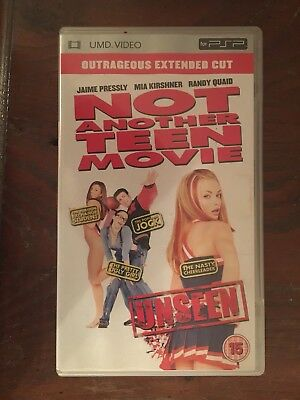 Not Another Teen Movie [UMD Mini for PSP] - DVD PSP
