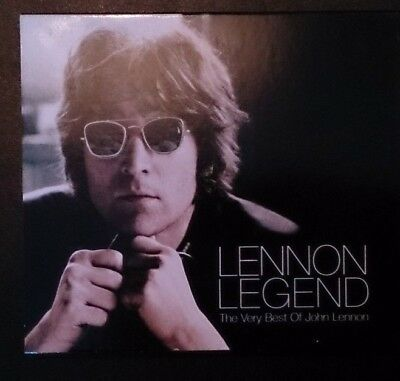 John Lennon - Lennon Legend The Very Best of John Lennon - NM/NM/VG+ Slipcase CD