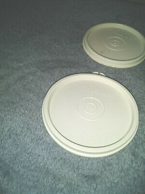 Tupperware Almond H 733 3 34 Replacement Lid 199 Picclick