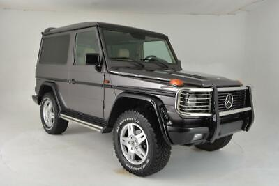 1993 G-Class G-Class 300 GE AC Immaculate Low Miles !!! 1993 Mercedes G-Class 300 GE AC Immaculate Low Miles !!!