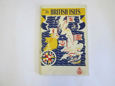 Good - The British Isles 1949 Edition - None Stated 1949-01-01   The Travel Asso