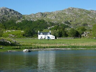 Seriously off grid holiday cottage - sleeps 5 -  7 days - w/c 25 May - half term