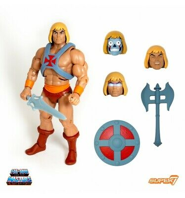 Super 7 Masters of the Universe Classics Ultimate Filming - the Masters of l'U