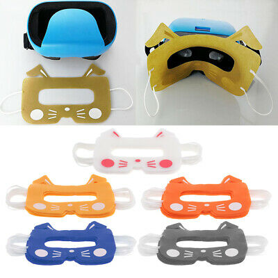 20 Disposable VR Eye Mask Virtual Reality Headset Cover Replacement Blinder
