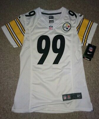 Pittsburgh Steelers NFL Jersey Kids Small 99 Keisel