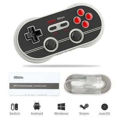 8bitdo Manette Sans Fil Android, N30 PRO 2 pour PC / Android / Switch / MacOS
