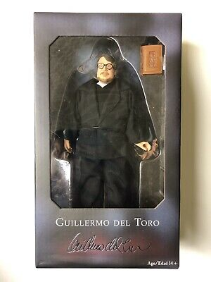 Neca SDCC 2018 Guillermo Del Toro New Sealed Pans Labyrinth