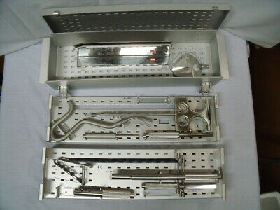 Richards Surgical Orthopedic Instruments With Case ! O1