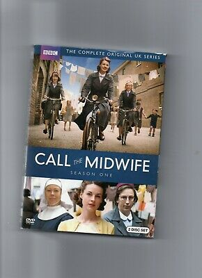 Call The Midwife Season One  Bbc   Dvd  2012  Brand New Sealed  !!!! Two Discs