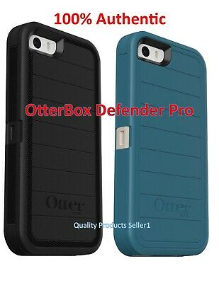 OtterBox - DEFENDER PRO SERIES case for iPhone 5/5S & iPhone SE - 100% AUTHENTIC