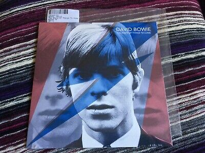 """David Bowie The Shape of Things to Come 7"""" single BLUE vinyl *NEW"""