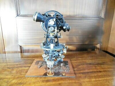 Cook Troughton and Simms Micrometer Transit Theodolite c.1930