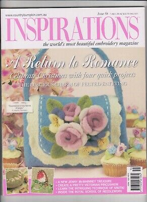 Inspirations Magazine - Issue No 56 - 2007