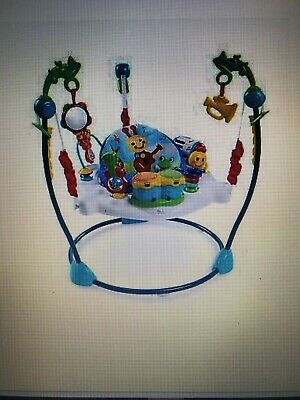 8bbd10feae6b BABY JUMPER TOY Station in Neighborhood Symphony Activity Jumper ...