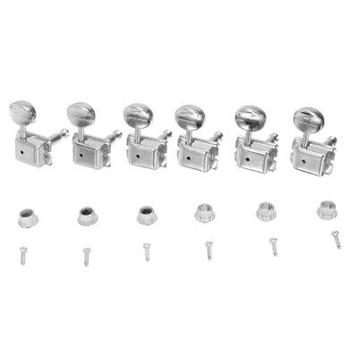 Acoustic Guitar String Semiclosed Tuning Pegs 6R pour réparation