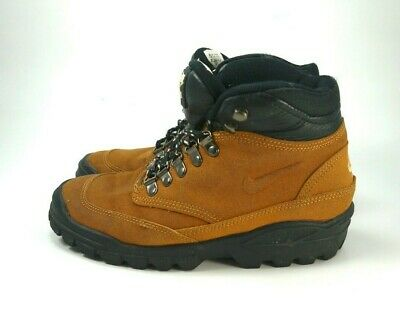 the best attitude 13263 30316 Vtg Nike Air Tumalo II ACG 1995 Women s Boots Size 7 Leather Brown
