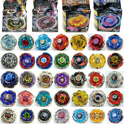 Metal Fusion Masters Beyblade 4D System Fury Fight Top Without Launcher in Box