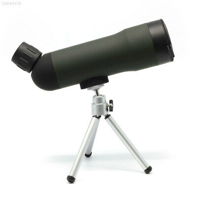 F848 Black Top Astronomical Scope 20X50 Roof Monocular Telescopes with Tripod