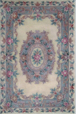 1:12 Scale Dollhouse Area Rug 0001344 - approximately 5 x 7-1/2""