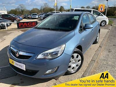 VAUXHALL ASTRA VVT Exclusiv Blue Manual Petrol, 2010