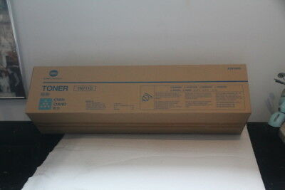 Genuine Konica Minolta Cyan Toner Cartridge TN711C