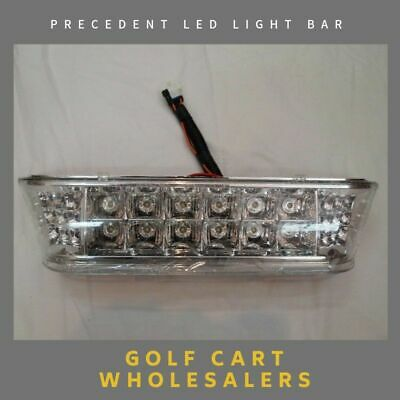 Golf Cart Buggy Car Led  Light Bar  To Suit Club Car  Precedent Genuine Only