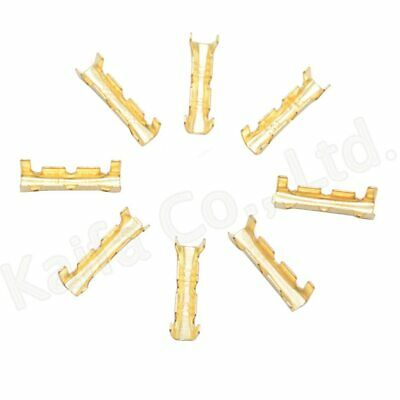 100pcs/lot 453 U-shaped terminal cold inserts connectors sharp teeth terminals