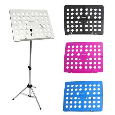 Adjustable Aluminum Alloy Folding Orchestral Conductor Sheet Music Tripod Stand