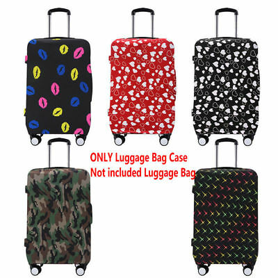 Suitcase Hard Shell Cover Trolley Travel Luggage Bag Case 4 Wheel Spinner 24''