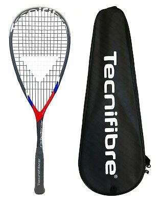 Tecnifibre Carboflex X-Speed 135 Squash Racket + Cover RRP £150