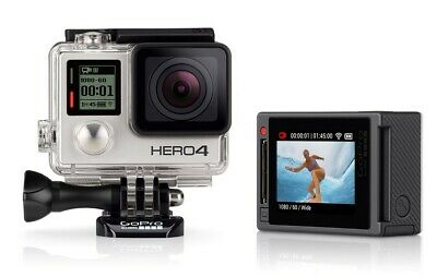 GoPro Hero 4 black edition + custodia