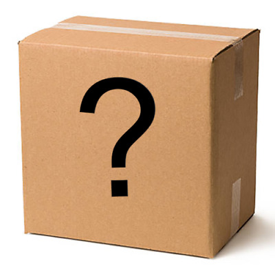 Mystery box New electronics, clothing, consoles, games, dvds, Toys and more F/F