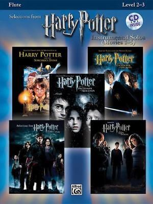 Harry Potter Instrumental Solos [Movies 1-