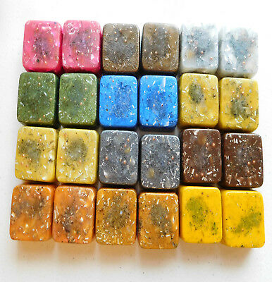 2 Mini Cube Tower Busters Crystal Orgone Generator Energy LIFE LOVE All Colors!!