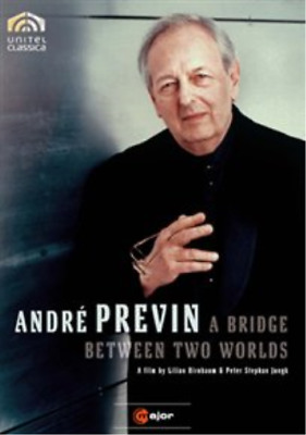 Andre Previn: A Bridge Between Two Worlds (US IMPORT) DVD NEW