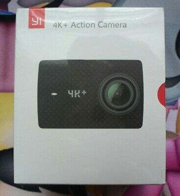**NEW** Yi 4K+ Action/Sports Cam 4K@60fps/EIS/Live Stream/Voice Control/USB-C