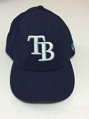 size 40 72a6b 35683 TAMPA BAY RAYS NEW ERA SNAPBACK HAT CAP 9FIFTY Youth Size