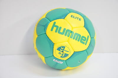 35bef21a224288 HUMMEL ERWACHSENE HANDBALL ELITE Neon Yellow/Neon Dark Green 16-MK2600/049