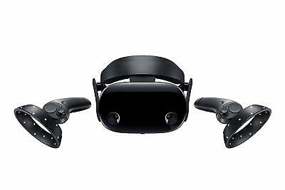 Samsung HMD Odyssey+ Plus: Mixed VR Headset w/ Controllers - Black