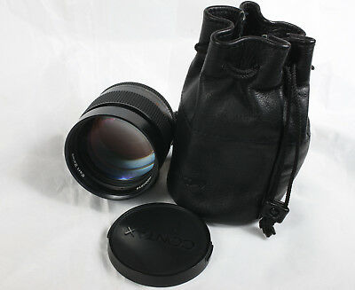 Carl Zeiss Planar T* 85mm f/1.4 Contax Yashica C/Y Mount Lens