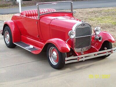 1929 Ford Other vinyl street rod / hot rod,  model a, other.