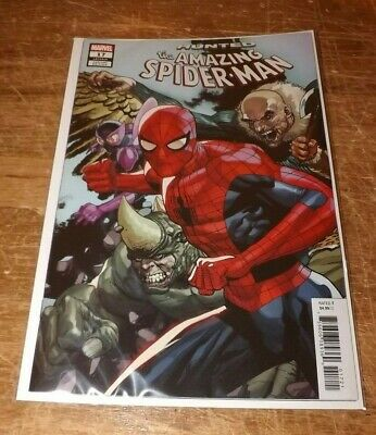 The Amazing Spider-man # 17 Hunted Comic 2019 Variant Cover SOLD OUT YU