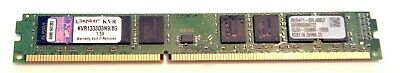 Kingston KVR1333D3N9/8G 8GB  DDR3 SDRAM 1333 Desktop Memory