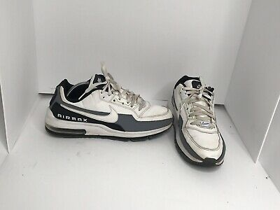 sale retailer a16a3 c276e NIKE AIR MAX LTD 3 White   Black   Gray Shoes 687977-119 --