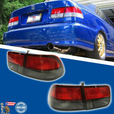 98 civic coupe tail lights