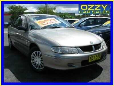 2002 Holden Commodore VX II Executive Gold Automatic 4sp A Sedan