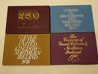 Lot of 16 Coinage of the United Kingdom + Northern Ireland (#HB53)