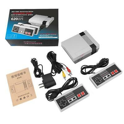 NES Mini Classic Game Console Retro Entertainment System Built-in 620 Games Gift