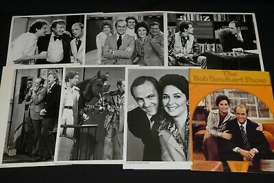 "7 x TV Press Kit Photos ~ 8x10 ""The Bob Newhart Show"" Suzanne Pleshette & More"