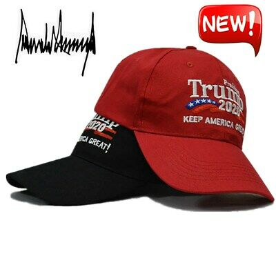 Donald Trump 2020 Keep Make America Great Again Cap President Election Hat Red A